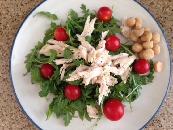 Chix salad